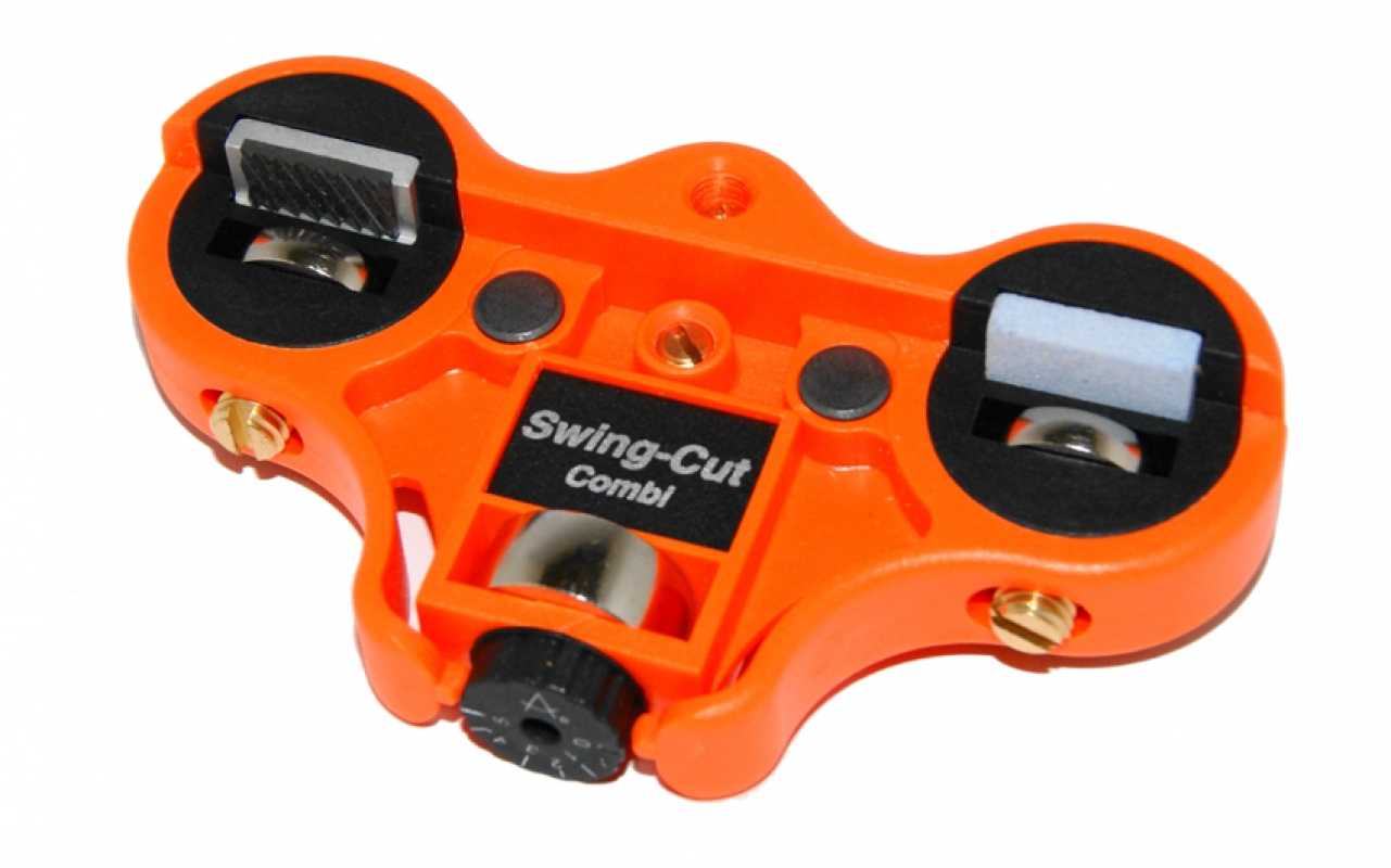SKS Swing Cut Combi edge tuner