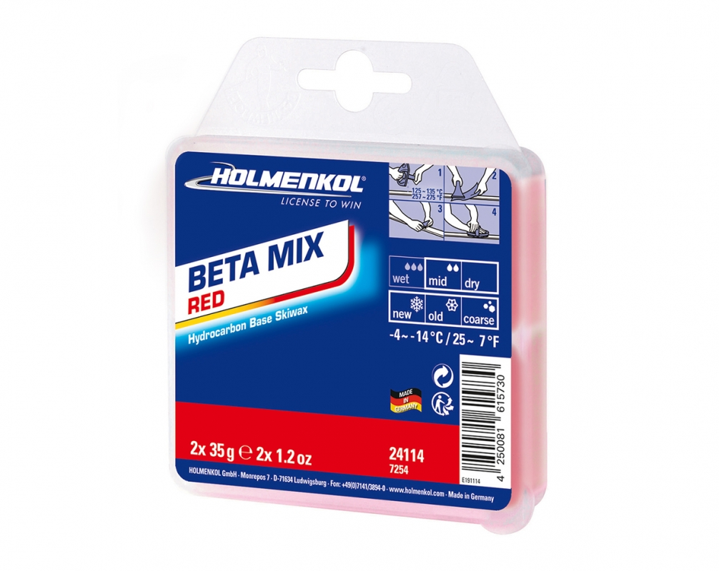 Betamix Red