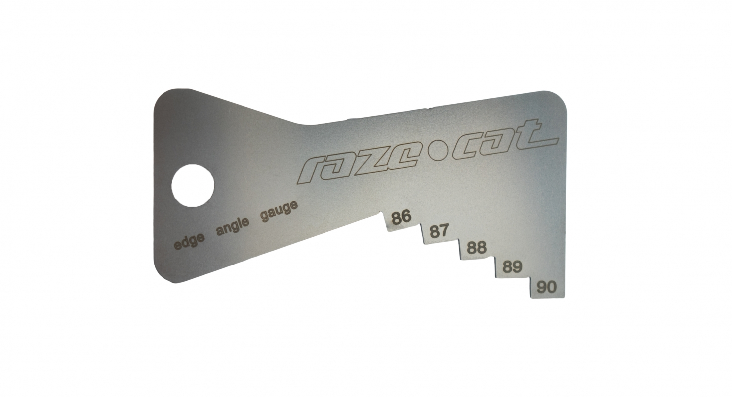 Angle Gauge | Ski and Snowboard Edges