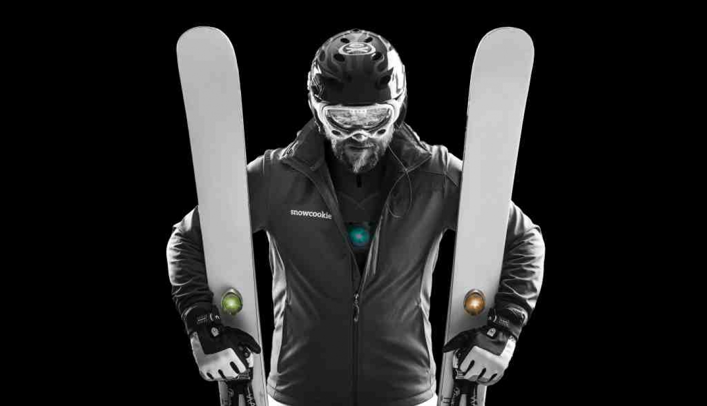 Snowcookie | power meter for skiing