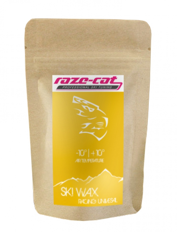Skiwax racing universal yellow